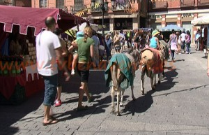 Mercado Medieval de Benavente