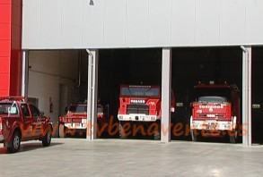 bomberos benavente