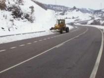 motoniveladora nieve