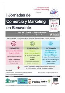 I Jornadas Comercio y Marketing en Benavente 19junio2013