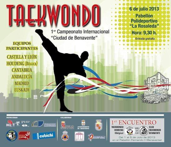 I campeonato taekwondo