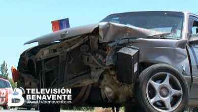 Photo of ACCIDENTE DE TRÁFICO EN LA N-525 EN EL TÉRMINO MUNICIPAL DE BENAVENTE