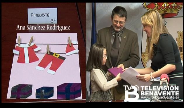 premios postales navidad 2