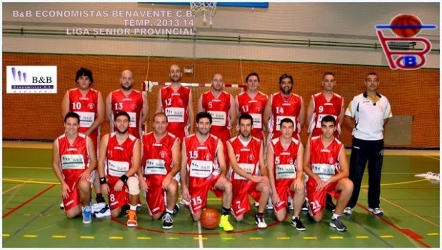 SENIOR BENAVENTE CLUB BALONCESTO 2013 - 2014