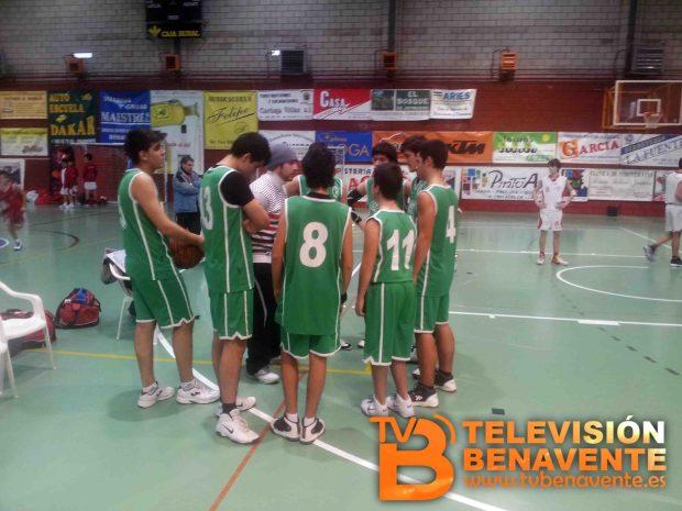 Juveniles CD. Baloncesto la Veguilla
