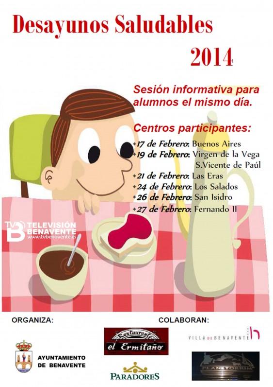 desayunos saludables 2014