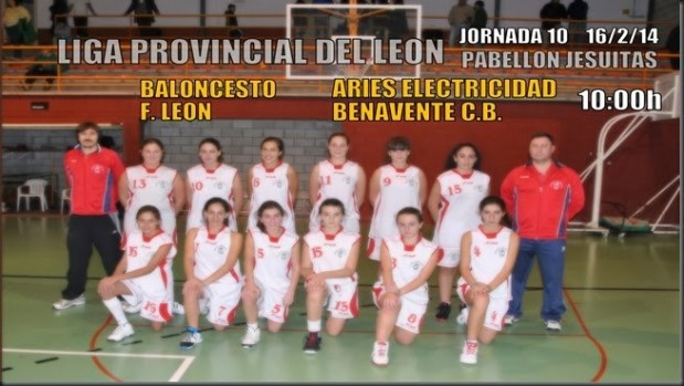 liga provincial leon baloncesto