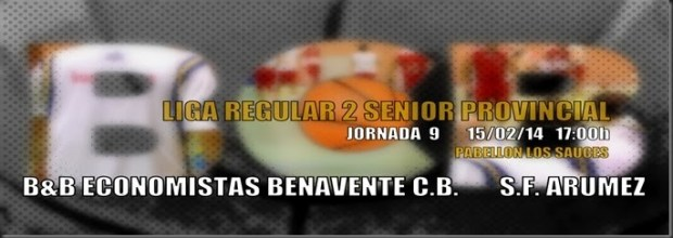 liga regular 2 sernior provincial baloncesto