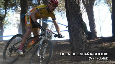 Photo of El tercer puesto en la contrarreloj coloca a Sixto Vaquero cuarto del Open de España. Alvaro Lobato es tercero en junior.