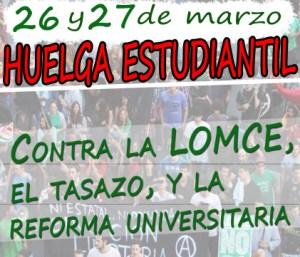 huelga estudiantes 26 marzojpg