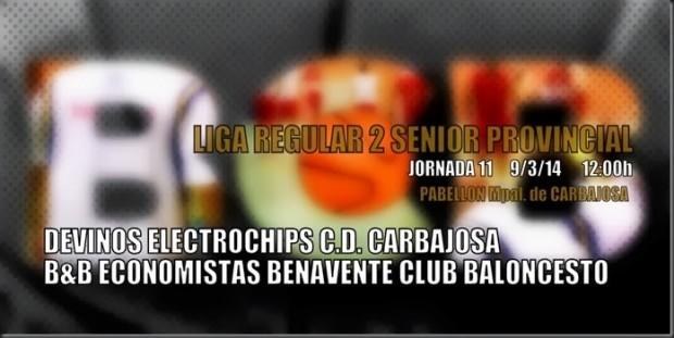 liga reguilar 2 senior provincial benavente club baloncesto