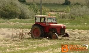 tractor benavente