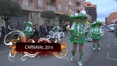 Photo of VIDEO: DESFILE DE CARNAVAL 2014 EN BENAVENTE