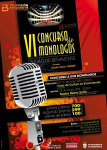 CARTEL VI monologos