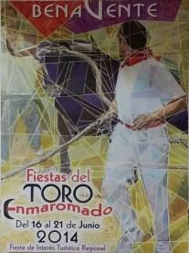 Cartel Finalista TORO ENMAROMADO 2014 - 2