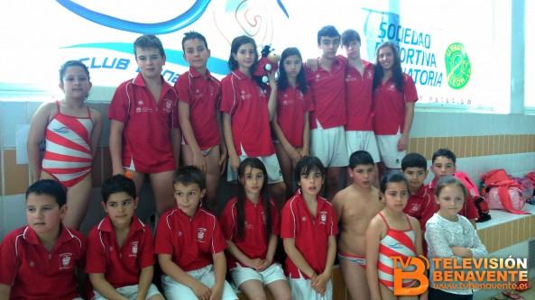 Club Deportivo Benavente Natacion