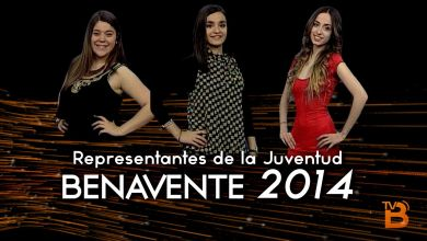 Photo of VIDEO: Representantes de la Juventud de Benavente · Damas 2014