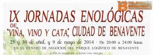 jornadas enologicas cartel 2014