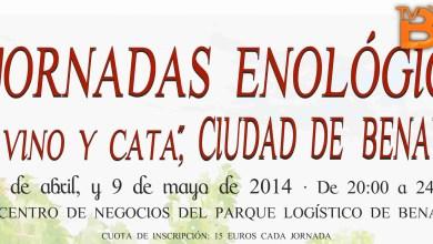 """Photo of IX JORNADAS ENOLÓGICAS DE """"VIÑA, VINO Y CATA"""" EN BENAVENTE."""