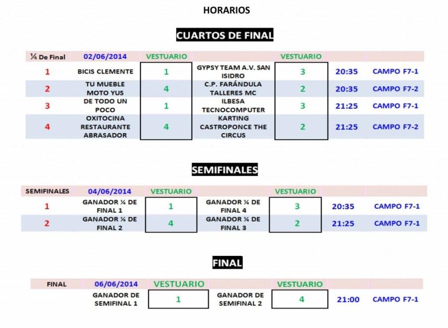 INFORMACIÓN JORNADA 6 COPA Y HORARIOS DE ELIMINATORIAS-5