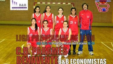 Photo of Próximos encuentros del Benavente Club Baloncesto