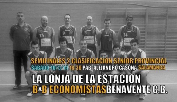 semifinales 2 clasificacion senior provincial