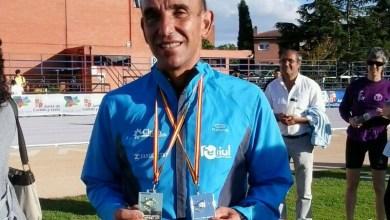 Photo of Angel Luis Carrión Alonso obtiene la medalla de Oro en 800 ml