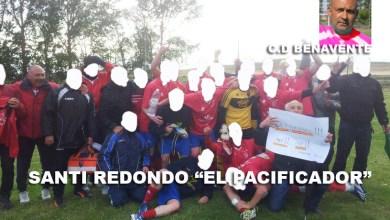 Photo of Santi Redondo puede ser el técnico tras la asamblea del jueves.