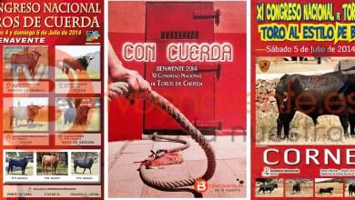 Photo of LA VENTA DE ENTRADAS PARA LAS GRADAS DEL XI CONGRESO DE TOROS DE CUERDA SERÁ LA PRÓXIMA SEMANA