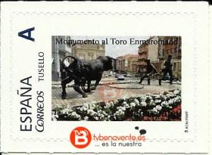 sello monumento toro