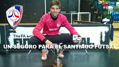Photo of Marcos Vara vuelve a la élite del fútbol sala español con el Santiago Futsal.