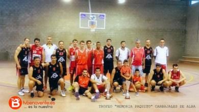 """Photo of El Benavente Club Baloncesto participó un año más en el torneo """"Memorial Paquito"""""""