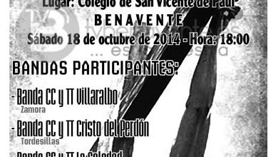 Photo of III ENCUENTRO DE BANDAS DE CORNETAS  Y TAMBORES DE BENAVENTE