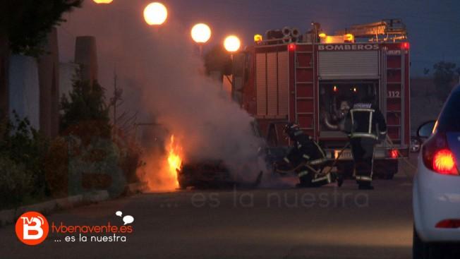 incendio coche 2