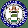 escudo c.d universidad de valladolid