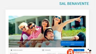 """Photo of """"SALBENAVENTE.COM"""" UNA WEB PARA QUEDAR"""