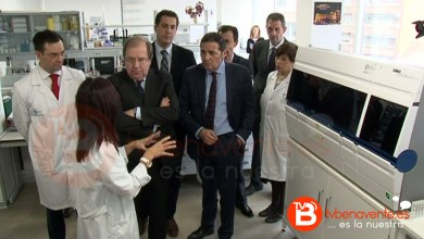 Photo of LA JUNTA MEJORA LA OFERTA Y CALIDAD ASISTENCIAL EN LA PROVINCIA CON LA REMODELACIÓN DEL HOSPITAL DE BENAVENTE