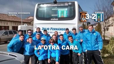 Photo of El Racing Benavente demuestra en Ciudad Rodrigo que es colista irreal