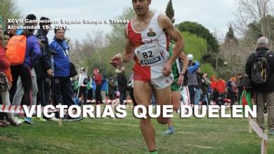 Photo of Castilla y León campeona de España de campo a través con Eduardo Martínez