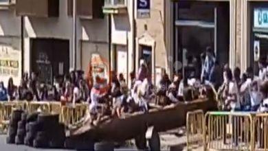 """Photo of VIDEO: ACCIDENTE """"AUTOS LOCOS"""" PROVOCA SU SUSPENSIÓN"""
