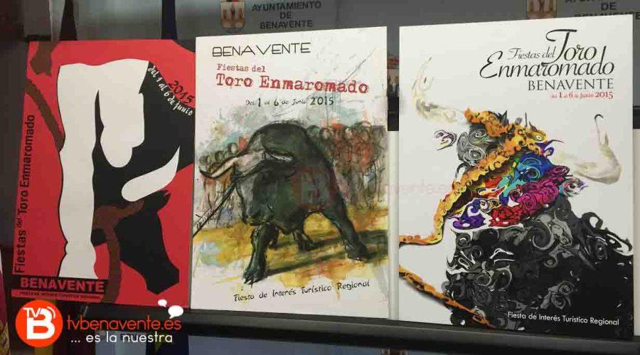 CARTELES TORO ENMAROMADO 2015