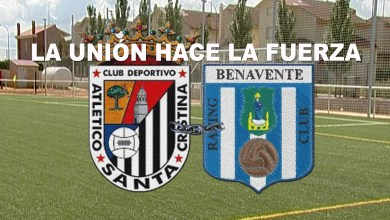 Photo of Atlético Santa Cristina y Racing Club Benavente se fusionan en un solo club