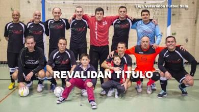 Photo of El Coben Cerámicas-Ecokamín se lleva la liga de veteranos de fútbol sala
