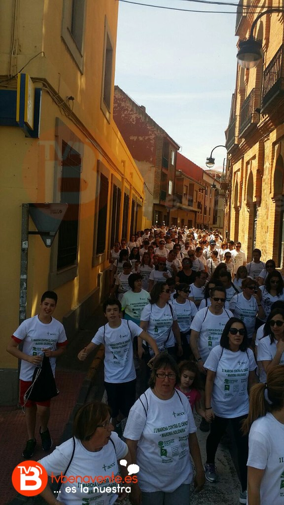 II marcha cancer 08