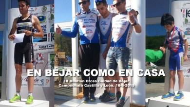 Photo of Sixto y Darío Vaquero y el Dual Bike-Nistal Campeones de Castilla y León