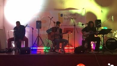 Photo of Gran actuación musical de Bruja Luna y Jimenos Band en Fuentes de Ropel