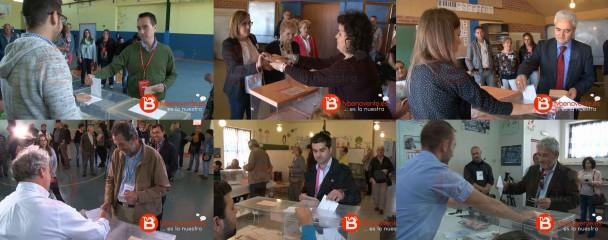 votaciones candidatos Benavente 2015
