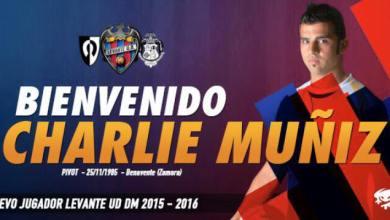 Photo of El Levante UDDM confirma el pase de Charlie a las filas del equipo del Turia