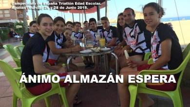 Photo of Sixto y la Selección Castilla y León sin suerte en Águilas