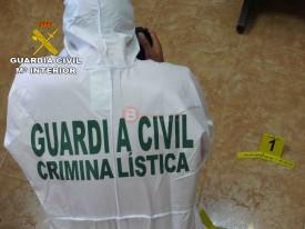 Guardia Civil Zamora - Operacion Noel Papa - Imagen Archivo - TVBenavente